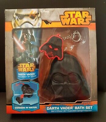 Disney Star Wars Darth Vader Bath Set