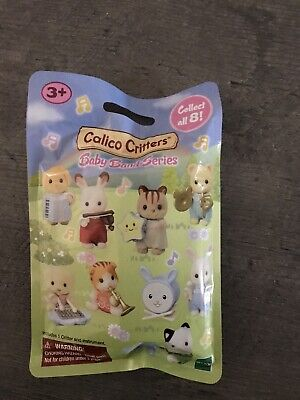 New Sylvanian families Blind bag Calico Critters Baby blind bag figure. NEW