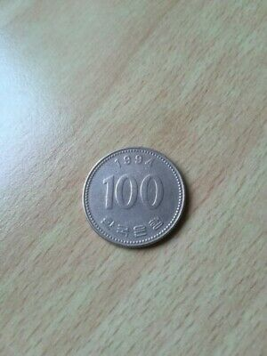 South Korea 100 Won 1994