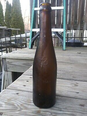 Peter Doelger Beer Bottle from New York