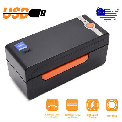 Commercial Direct  4X6 Shipping Label Printer USB Direct Thermal Barcode