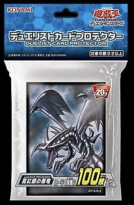 Details about  /Yu-Gi-Oh Rush Duel Official Sleeves Blue-Eyed White Dragon 70pcs New