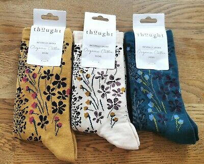 BRAINTREE BNWT BAMBOO LADIES/' SOCKS Details about  /THOUGHT SPW297 JANETS STRIPES