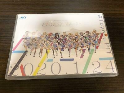 hololive 1st fes 「non stop story」Blu-ray DISC Live video Shipped from Japan