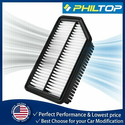 FA6200 AF5206  ENGINE AIR FILTER FOR  2012-17 ACCENT /& VELOSTER L4 Rio Soul