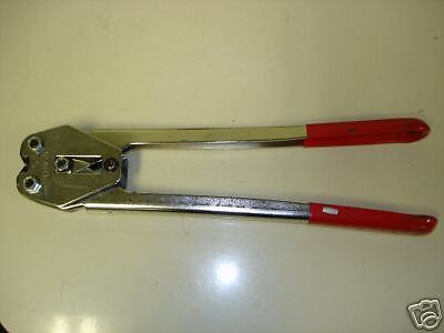 Plastic Strapping Sealer