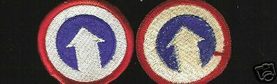 United States 1st Logistic Command Patches
