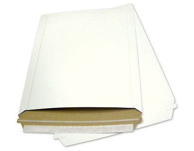 50 12.75X15 Rigid Photo/Scrapbook Mailers Envelopes W/ Expedited Shipping!