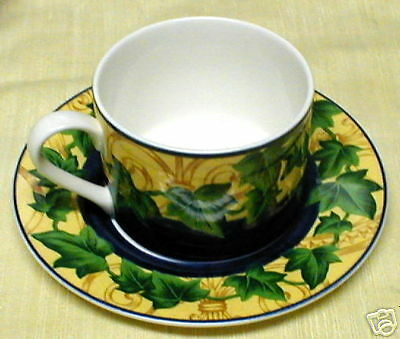 Victoria Beale Yves Cup And Saucer Set