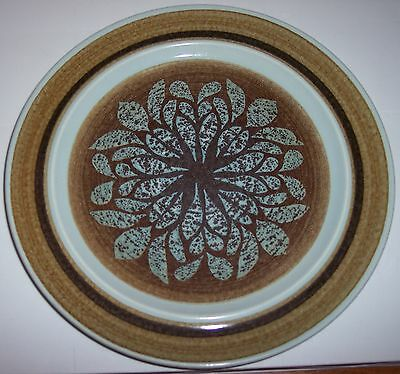 Franciscan Pottery Nut Tree Dinner Plate! MINT