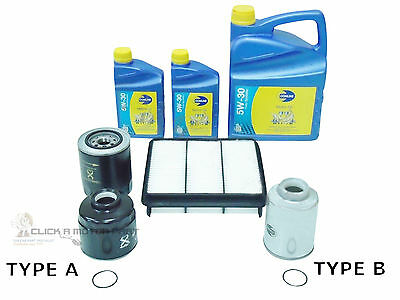 5W30 Engine Oil Air Fuel Diesel Filter For Mitsubishi L200 2.5 Did Service Kit