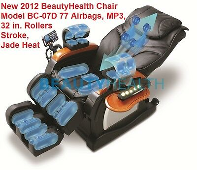 Brand New Massage Chair Shiatsu Recliner w/HEAT THERAPY