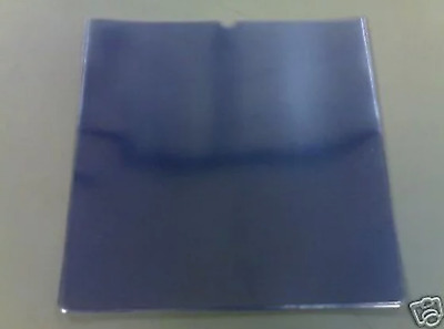 """25 X 12"""" Pvc  Record Sleeves  Vstrong Glass Clear *new*"""