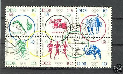 Olympic Games Tokio 1964 D.d.r. 1964