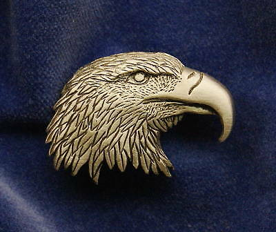 Empire Pewter USA Liberty Eagle Pewter Pin