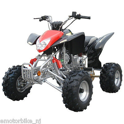 150cc SPORTY FULL SIZE AUTOMATIC ATV QUAD with REVERSE 150 CC / NJ PICKUP ONLY