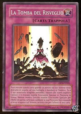 "La Tomba Del Risveglio Dp2-It030 ""super Rara"" Yu-Gi-Oh"