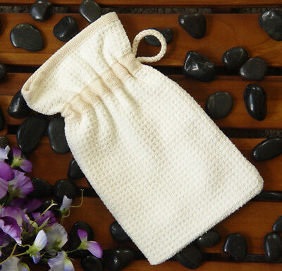 Anti-Aging Micro Dermabrasion & Exfoliation Mitt / Mit -EnchantedWaters Bath&Spa