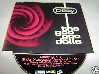Goo Goo Dolls-Dizzy/slide Mint Rare Import Cd
