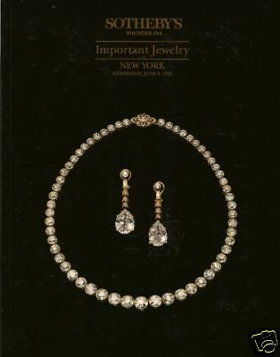 SOTHEBY'S JEWELS Art Nouveau Collection Tiffany Webb