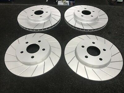 Mondeo St220 Grooved Brake Disc Front Rear