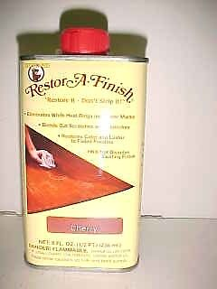 Howard Restor-A-Finish, Walnut 8 oz can
