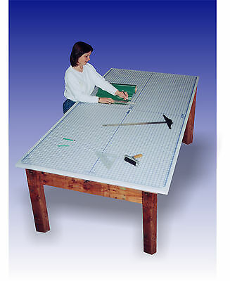 4 ft x 8 ft Rhino Cutting Self Healing Table Mat
