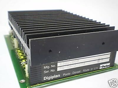 Parker power supply sd,1322.009, used
