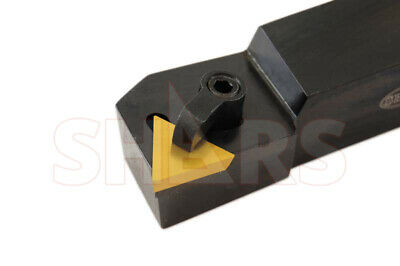 "3/4"" X 4-1/2"" Rh Ctgp Indexable Turning Tool Holder Tpg"