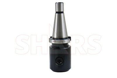 """3/4"""" Nmtb 30 End Mill Tool Holder 1/2 -13 Nmtb30 Ground"""