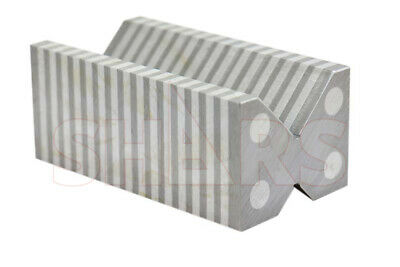 "Shars 4-3/8""x2-3/8""x1-7/8"" Magnetic Transferring V-BLOCK  For Magnetic Chuck New"
