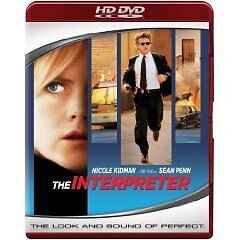 BRAND NEW The Interpreter HD DVD SEALED Ships Today