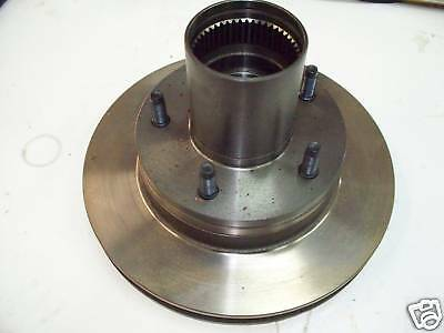 DANA 44 HD Ford F250 disc brake hub Highboy 76-77 - $150 00