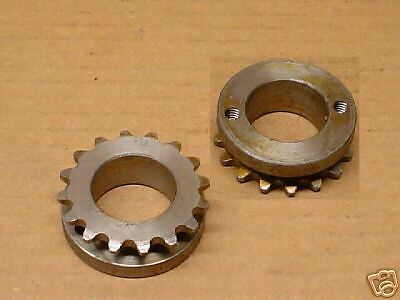 Bowning 35G16 Steel Sprocket