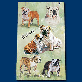 BULLDOG Rollerball Ink Pen