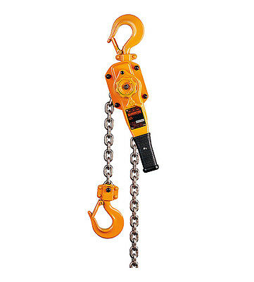 Harrington 3/4 Ton Lever Hoist - 10' Lift - New LB008