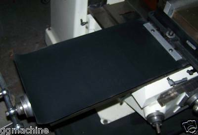 New Protective Table Covers For Bridgeport Mill & Other, Way Cover, Pn 1025