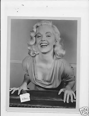 Marge Tenney busty VINTAGE Photo