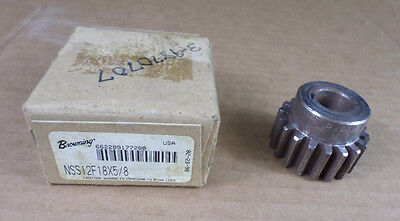 Browning NSS12F185/8 Spur Gear