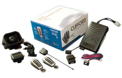 New Clifford G5 Concept 470 Car Alarm and Immobiliser