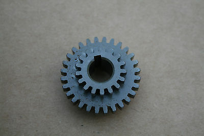 Cluster Gear Assembly for Bridgeport Milling Mill