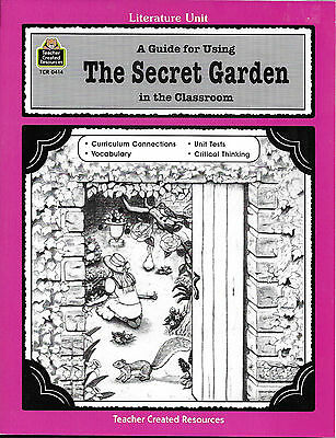 The Secret Garden Novel Study