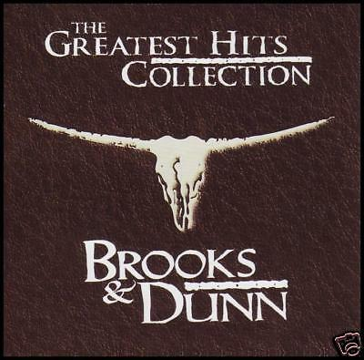 BROOKS & DUNN - GREATEST HITS CD ~ 19 COUNTRY Trax ~ BEST OF KIX RONNIE *NEW*