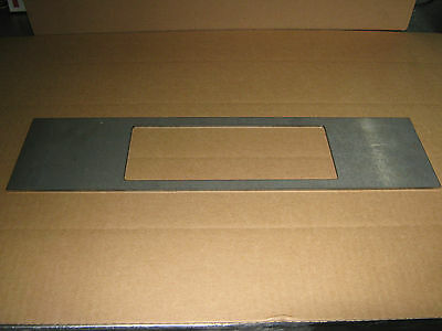 Knee Chip Guard Cover Plate(LOWER) for Bridgeport Mill