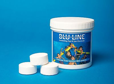 small chlorine tablets for swimming pools spas