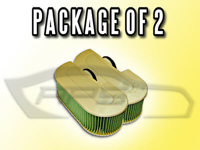 AIR FILTER A14470 FOR 1988 1989 ACURA LEGEND STERLING 825 827 PACKAGE OF TWO