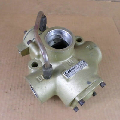 Ross 2783A6037 3/2 EEZ-ON Remote Air Pilot Valve