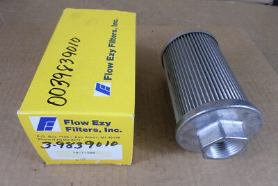 Flow Ezy Filters, Inc. 10-1-200 Sump Strainer