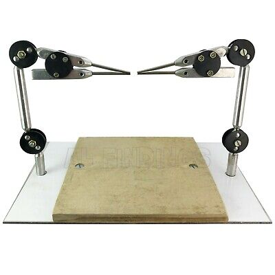 Large THIRD spare hand soldering station work platform hobby solder craft tool