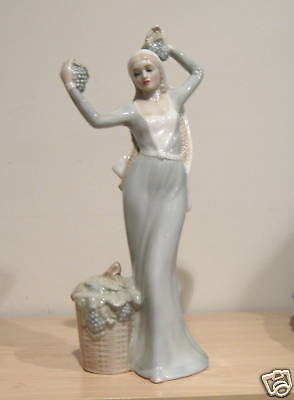 Royal Doulton Figurine Autumn Glory HN 2766